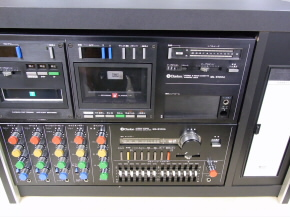 CLARION  カラオケデッキ  ML-6100A  CLARION