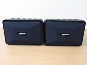 BOSE(ボーズ)  コンパクトスピーカー  SSS-1SP