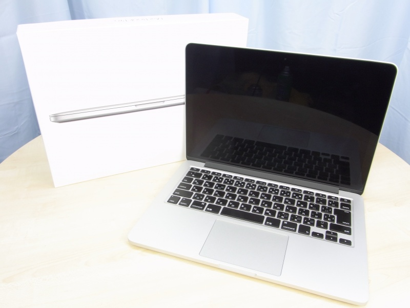 MacBook Pro (Retina 13-inch、Early 2015) カスタムモデル