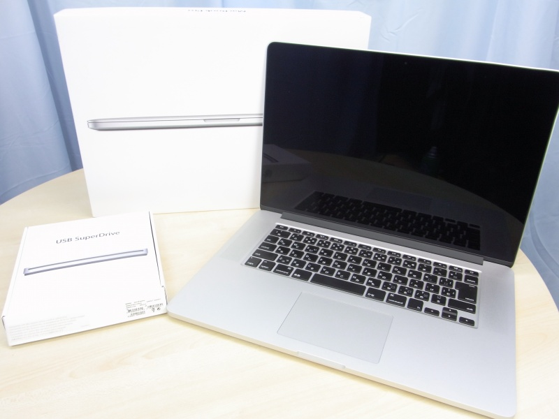 MacBook Pro (Retina, 15-inch, Late 2013)