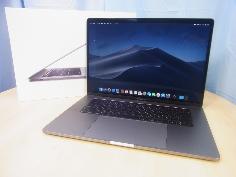 MacBook Pro (15-inch, 2018) MR942J/A