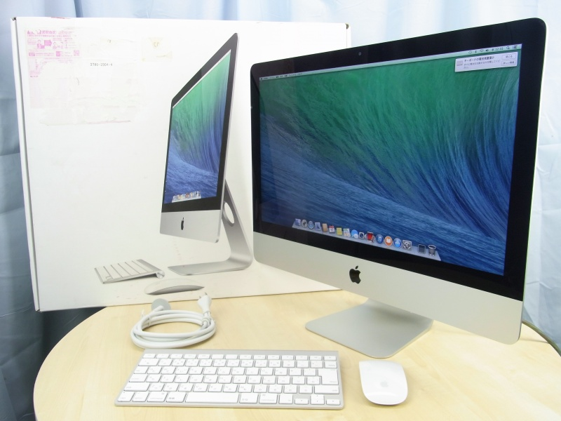 Apple iMac (21.5-inch, Late 2013) ME086J/A