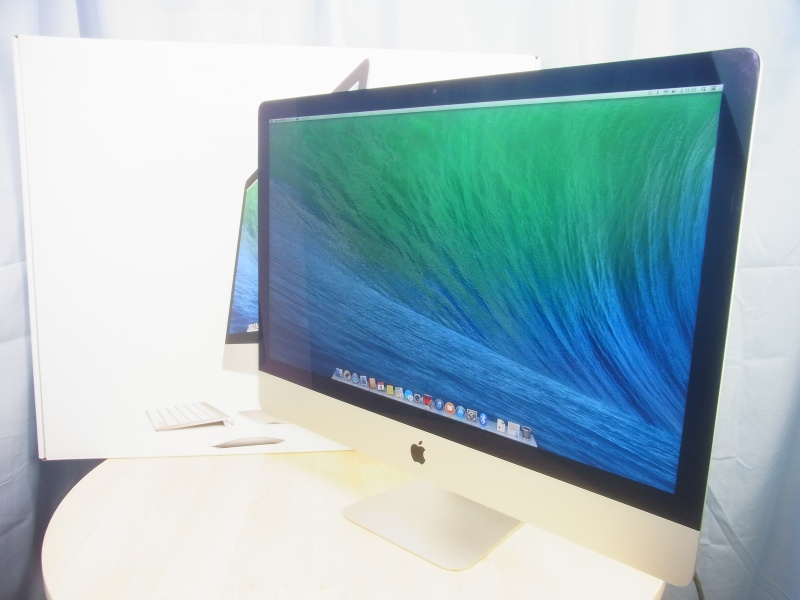 Apple iMac (27-inch, Late 2013) ME088J/A