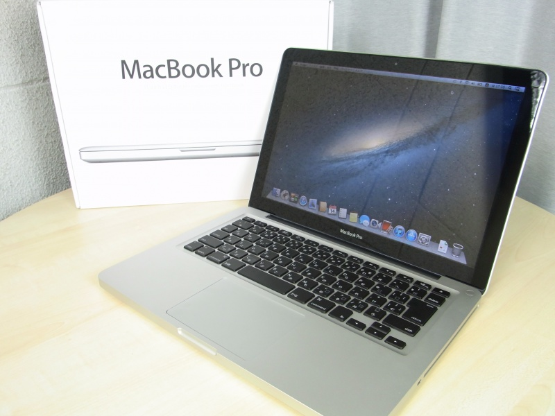 "Apple MacBook Pro 13"" (マックブックプロ) MC700J/A"