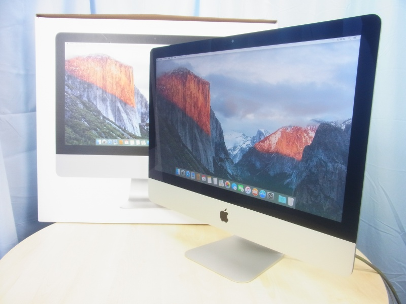 iMac (21.5-inch, Late 2015) Core i5 1.6GHz/8GB/1TB